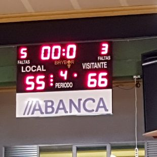 KFC JUNIOR GANA EN CARBALLO 55 -66 A XIRIA