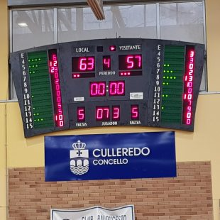 KFC JUNIOR GANA A ROSALIA 63-57